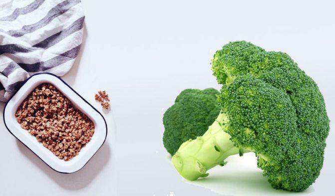 овсянка с овощами