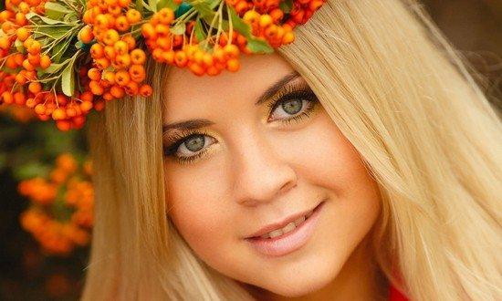 палитрой стойкой краски для всех типов волос «Рябина»
