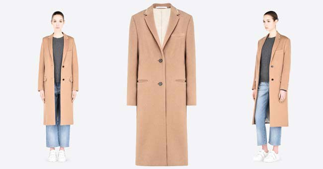Пальто классика 2020 Valentino