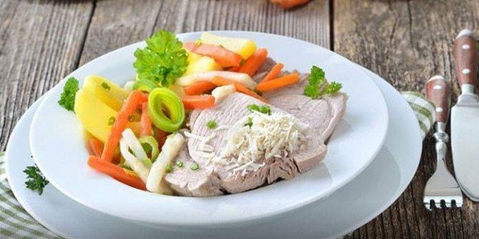 Паровая еда для похудения