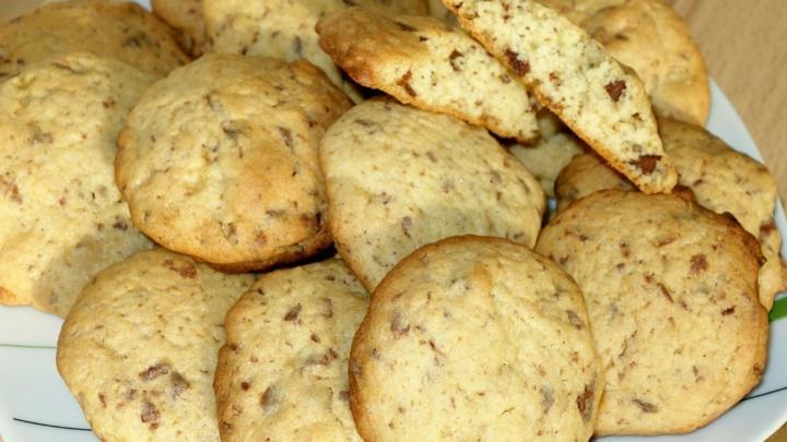 Печенье из отрубей