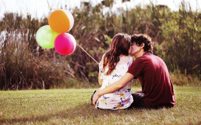 Период влюбленности