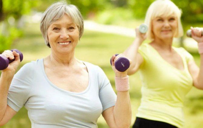 Первые признаки старения у женщин