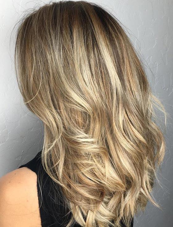 Песчаный блонд