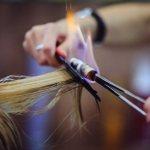 Пирофорез - стрижка открытым огнем