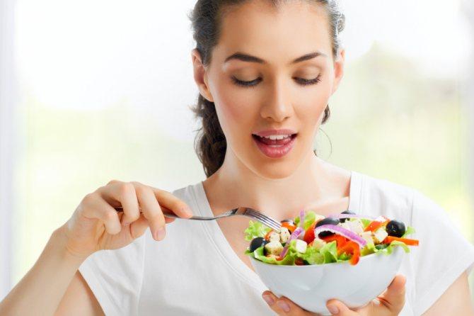 Питание на щелочной диете