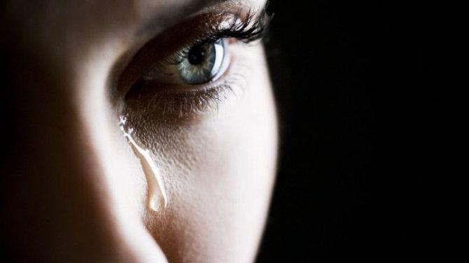 Плакать во сне, значение