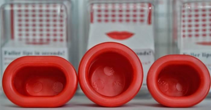 Плампер для увеличения губ в домашних условиях