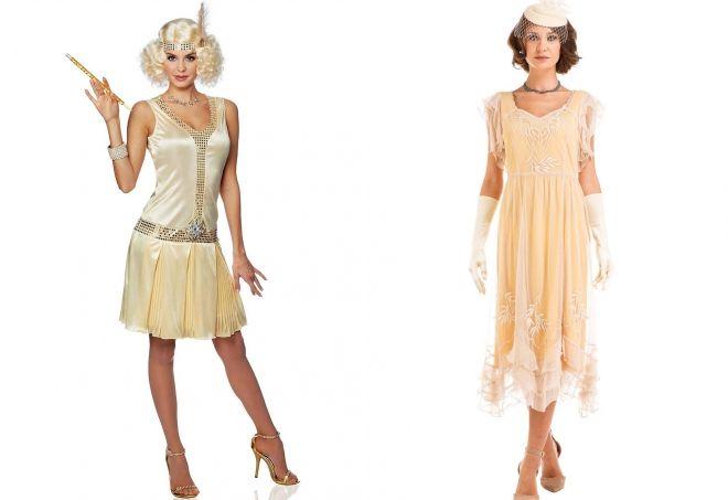 платья в стиле великий гэтсби