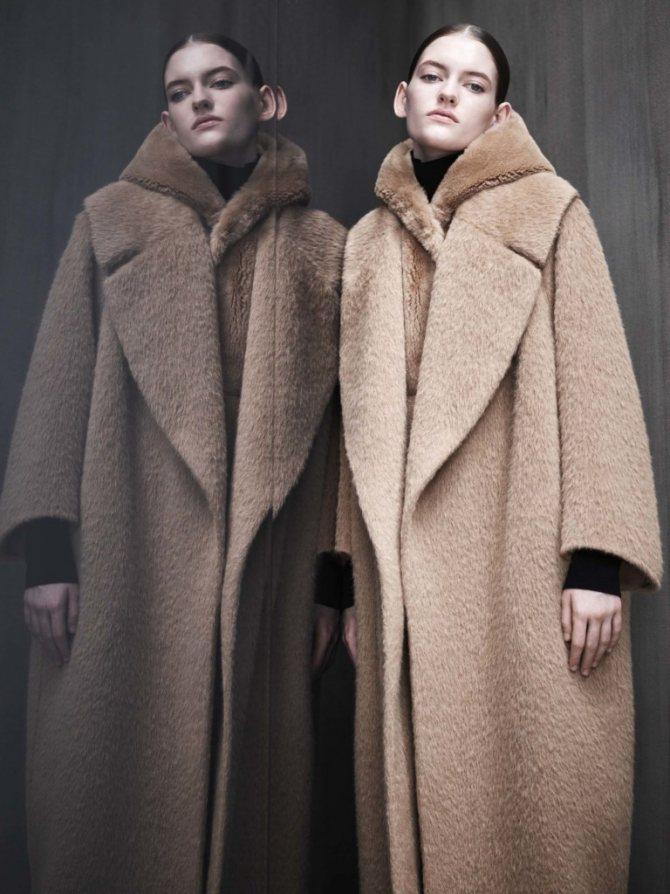 Плюшевый мишка: пушистые пальто и жакеты из цветного искусственного меха - галерея №1 - фото №7