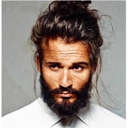 Плюсы и минусы длинных волос у парней.