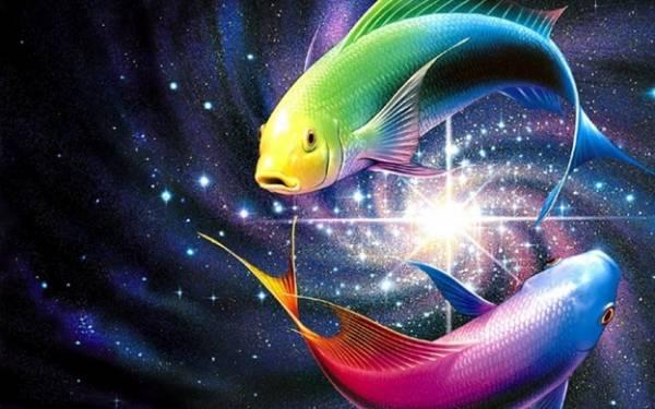 Поцелуи Рыбы. Гороскоп поцелуев. Как целуются люди Рыбы