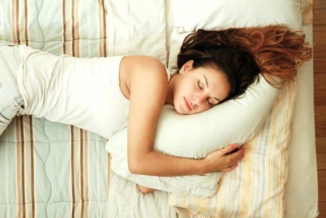 Почему люди перестают худеть во сне?