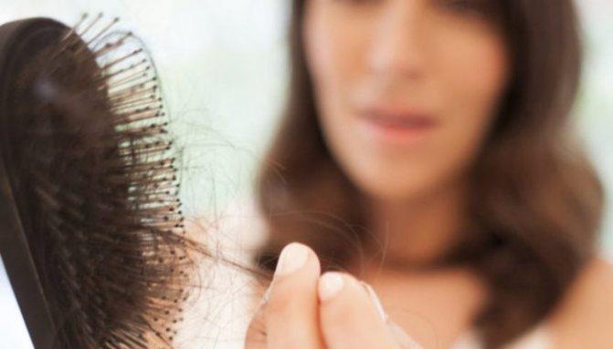 Почему после наркоза выпадают волосы? Что делать, чтобы восстановить их?