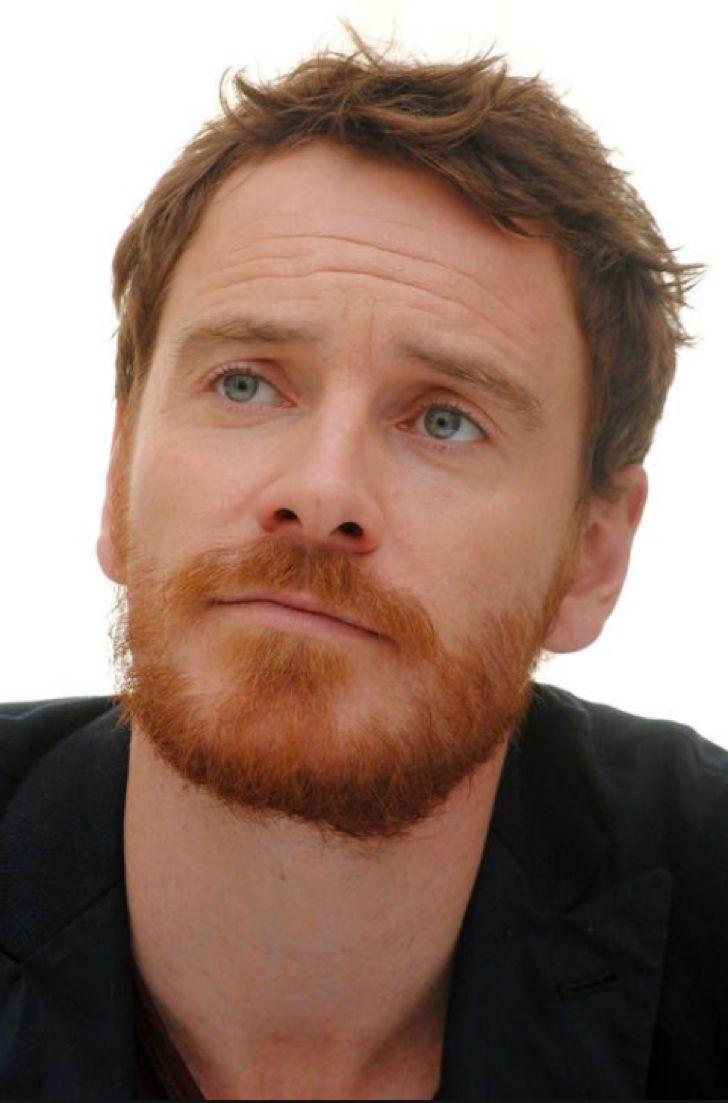 Почему растет рыжая борода у нерыжих мужчин?