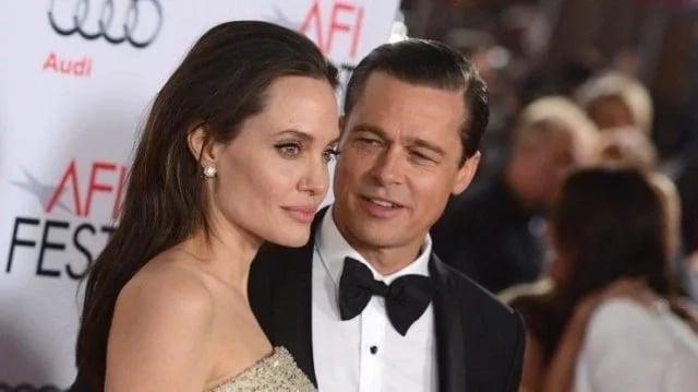Почему развелись Джоли и Питт