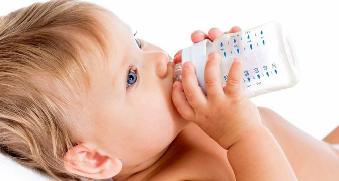 Почему ребенок много пьет?