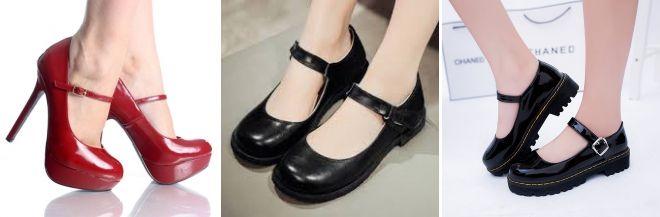 Почему туфли Мэри Джейн так называются мода