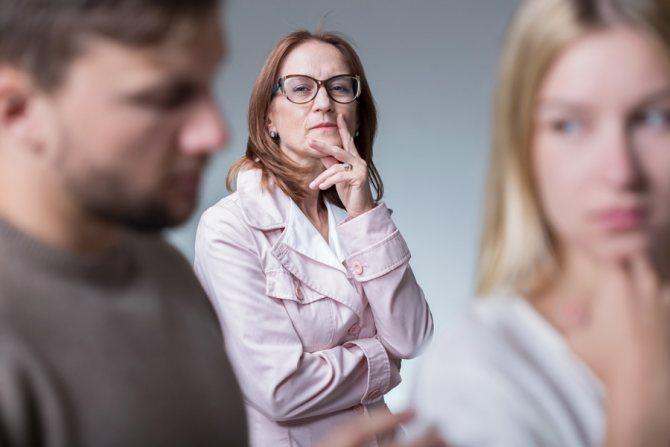Почему уходит муж
