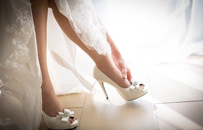 Подбираем под обувь