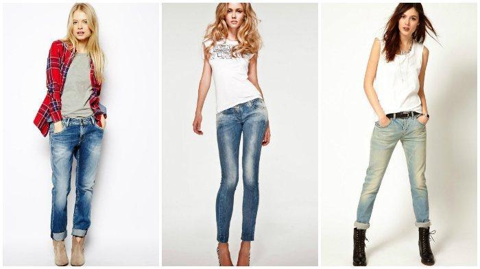 Подбор джинс по фигуре
