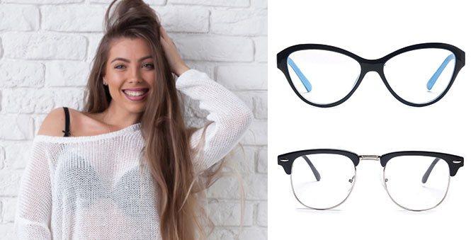 Подходящие очки