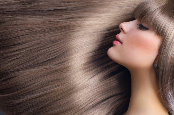 Подходящий цвет волос для белокожих кареглазых девушек