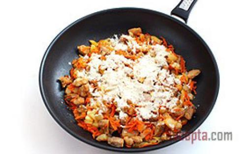 Подлива с мясом с овощами. А вы знаете, как сделать подлив с мясом и овощами? Подробный рецепт 30