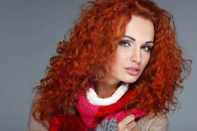 покрасить волосы без краски в домашних условиях
