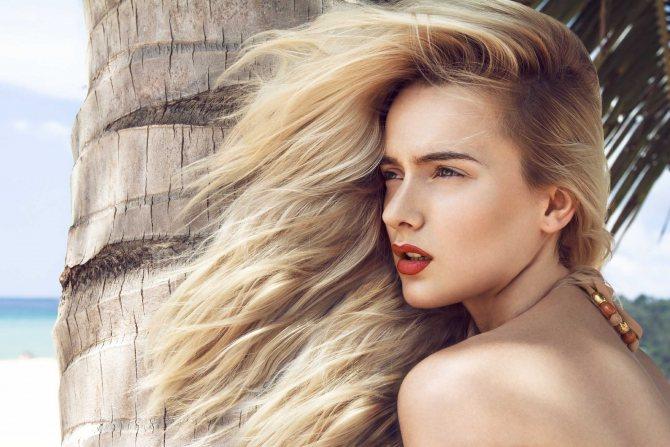 покраситься в блондинку