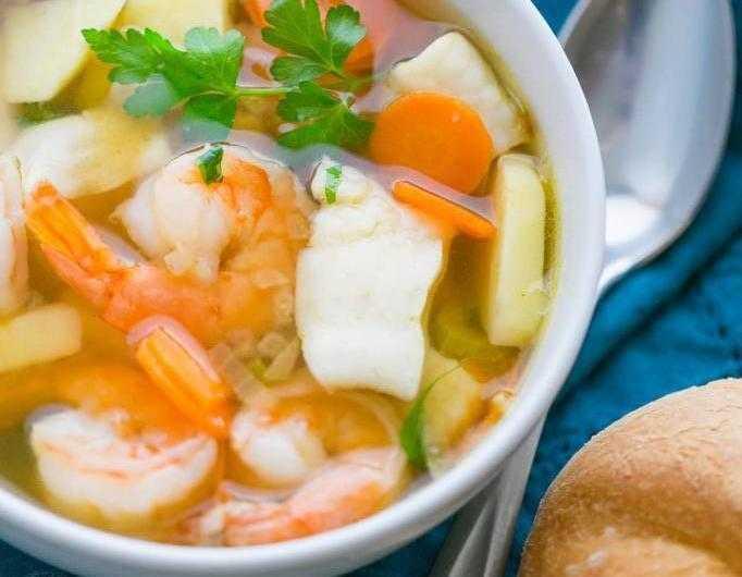 полезные супы рецепт