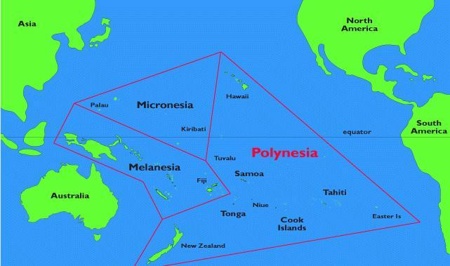 полинезийское тату