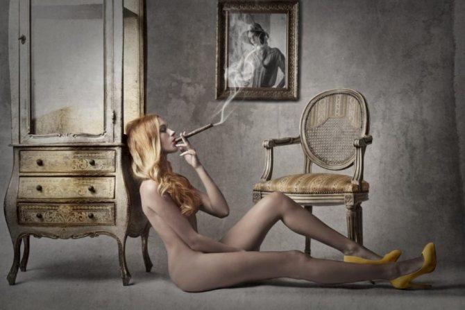 Половое воздержание у женщины