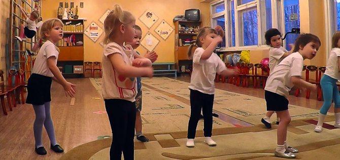 польза детского фитнеса