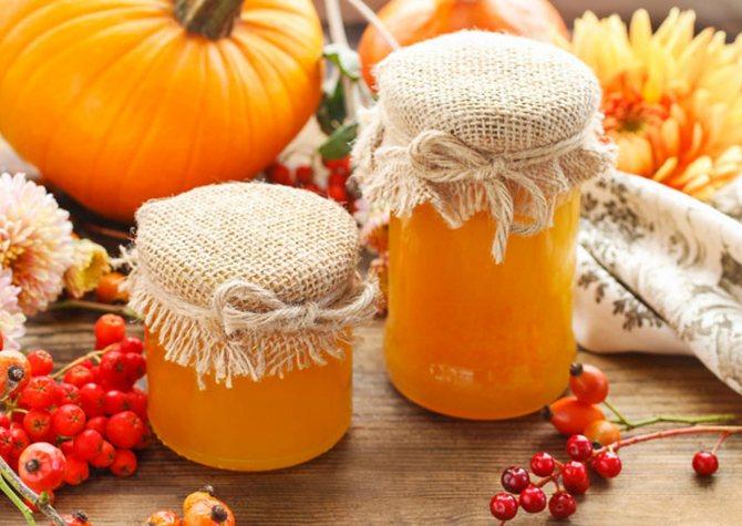Польза для здоровья от тыквенного сока