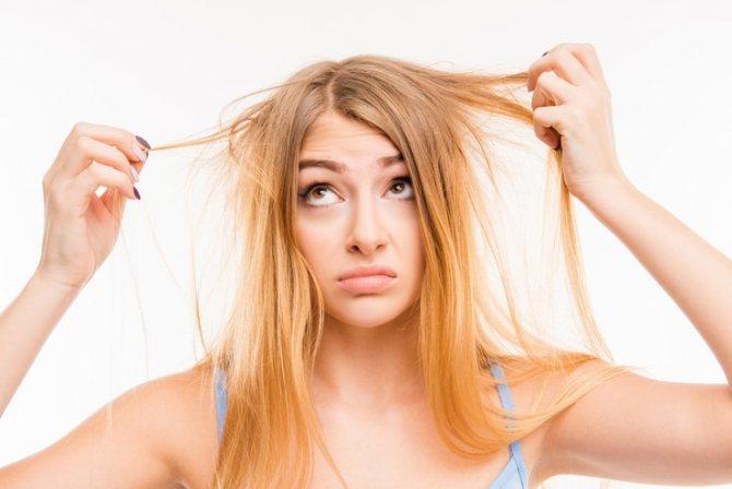 Польза и вред красок для волос