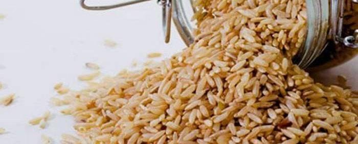 Польза и вред от бурого риса