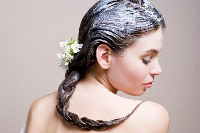 Польза кефирных масок для волос