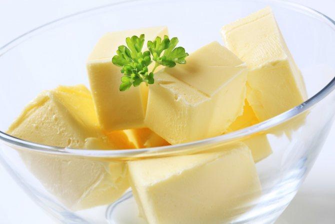 Польза сливочного масла Фото