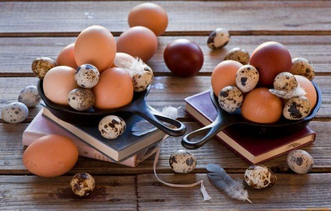 Польза яиц для потенции