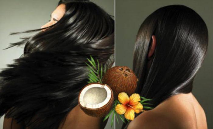 Помогает ли кокосовое масло для роста волос