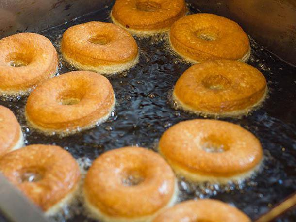 пончики донатс фото