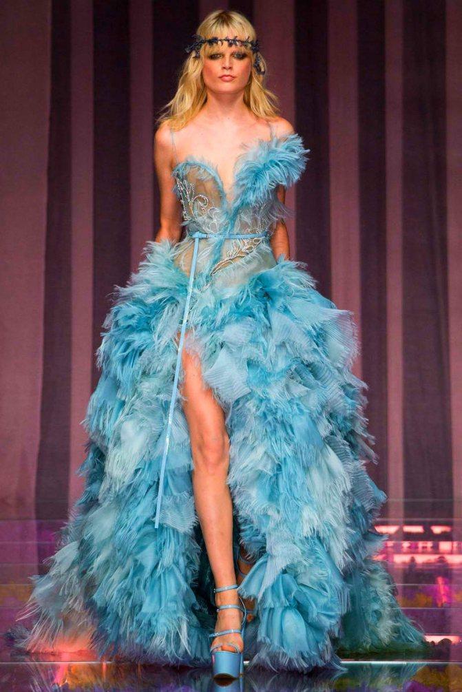 Популярные и знаменитые платья