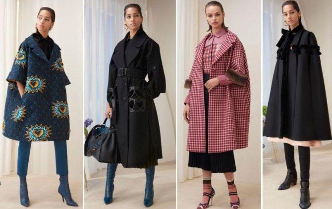 Популярные расцветки пальто в 2020 году, с чем носить