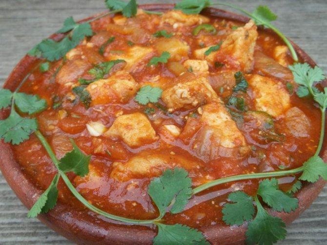 пошаговый рецепт приготовления чахохбили