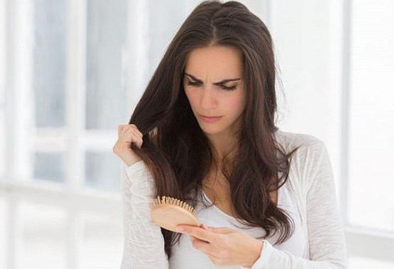после беременности выпадают волосы