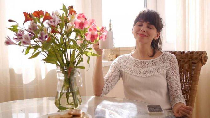После уборки побалуйте себя ароматным чаем