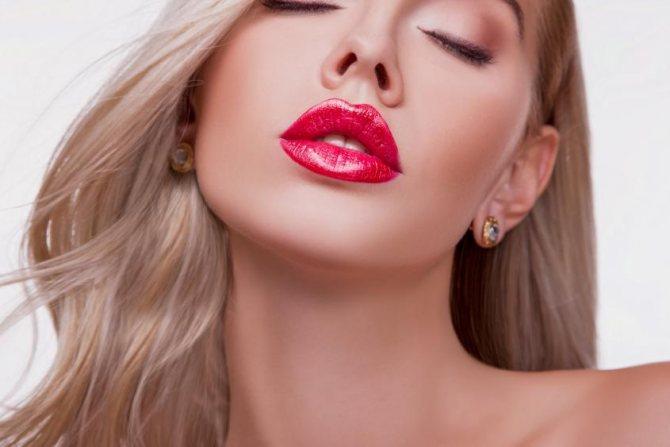 последствия перманентного макияжа