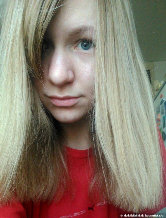 Пост о том, как попрощаться с жирными корнями и сухими концами волос