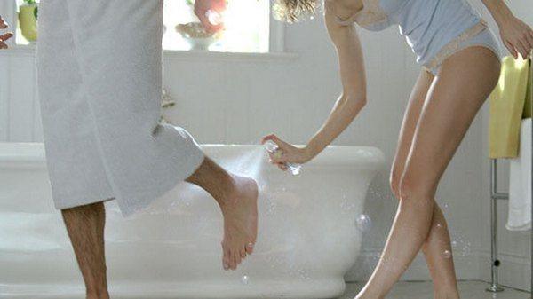 Повышенное потоотделение ног